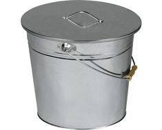 Vedro na popol LIENBACHER, oceľový plech 15 l v Eshope HORNBACH.sk Compost, Bucket, Ash, Buckets, Aquarius, Composters