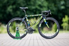 Tour de France: Cannondales wild lackierte SuperSix Evo - Velomotion--)