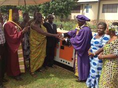 Ghana: Celebrating St. Marcellin Champagnat School in Kumasi