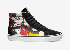 cca36f6a410 Vans x Disney – kotníkové boty SK8-Hi