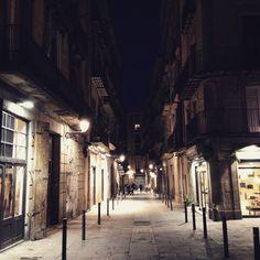 Street #barcelona