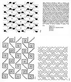 many patterns one square art lesson - Google Search