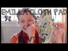 Really funny and unique Emilla Pads review from Alice from New Zealand! <3