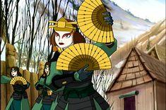Suki, Avatar: The Last Airbender