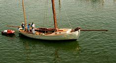 Åledrivkvase: traditional eel fishing boat, a well smack for driftnet fishing. Ærø, Denmark. May 2012 | Flickr - Photo Sharing!