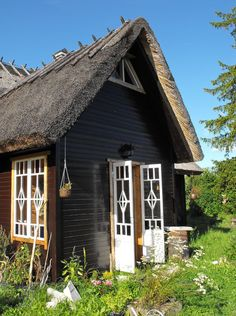 Kena talumaja A country house in Estonia