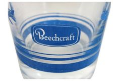 Beechcraft Airplane Highballs, S/5