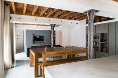 19th Century Warehouse Apartment Becomes Flexible Loft