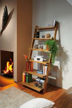 leiterregal selber bauen die passende anleitung gibt 39 s nat rlich bei uns also nachbauen und. Black Bedroom Furniture Sets. Home Design Ideas