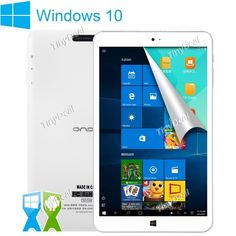 "ONDA V820w 8\"" IPS Screen Win10 Android 4.4 Dual OS Z3735F Quad-core 2GB 32GB Tablet PC w/ Bluetooth HDMI ETC-397140 Android 4, It Network, Windows 10, Quad, Bluetooth, Learning, Phone, Computers, Quad Bike"