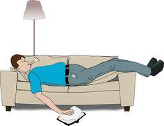 Noticias Curiosas: Entra a robar en una clínica y se duerme en un sofá terapéutico