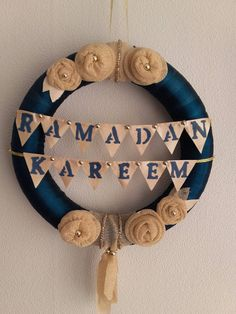 Ten Tastic - Reasonably Priced Canvas Decoration Suggestions For The Children' Area - Home Decor Ideas Ramadan Crafts, Ramadan Decorations, Balloon Decorations, Islamic Gifts, Ramadan Mubarak, Balloon Columns, Belle Photo, Own Home, Blue Gold