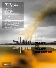 """poster for exhibition """"Alternative Snapshots of Our World"""" Mamouzakis Mamouzakis Metallinos Our World, Alternative, Graphic Design, Beach, Projects, Movie Posters, Art, Log Projects, Art Background"""