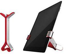 TwoHands™ tablet holder by Felix