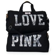 Victoria's Secret duffle--obsession