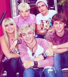 R5 | riker lynch | rocky lynch | rydel lynch | ross lynch | ellington ratliff