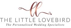 The Little Lovebird - The Personalised Wedding Specialist | Shop