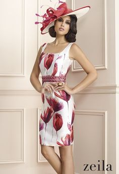 photo of ladies formal daywear design 21 detail by Zeila