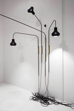 JamesPlumb Burnished Indigo - London Design Festival 2014 Luxury Lighting, Interior Lighting, Modern Lighting, Lighting Design, Lighting Ideas, Santa Cecilia, Luminaire Design, Lamp Design, Living Spaces Furniture