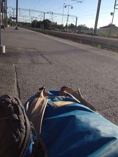 Ready for roadtrip! Mikkeli - Helsinki airport - Rovaniemi and beyond!
