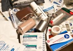 Medical-Supplies by Doom-and-Bloom; list is too extensive for my scope of practice, but worth checking against