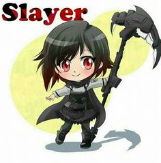 RWBY | Ruby the Slayer