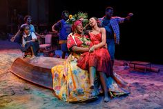 Broadway Box Office Dips; 'Once on This Island' Revival Nears SRO