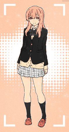 nishimiya shouko | Tumblr
