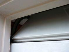how to repaint a garage door the right way.