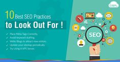 Google is the most used search engine and as a business owner, it's very important that your website is at the top of Google search results. Getting your website noticed is a difficult job, but listed below are the best SEO practices and key things that will help you improve your Google ranking.  #Best_SEO_Practices #CodeClouds