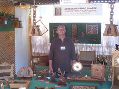 Pedro, carpintero tradicional
