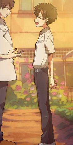 Older Yugi Amane