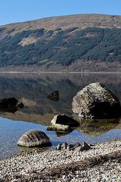 Loch Lomond by MoragGM, via Flickr