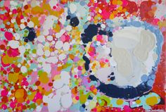 "Saatchi Online Artist: Claire Desjardins; Mixed Media, 2012, Painting ""How to Bake A Cake"""