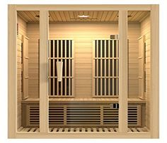 Maxxus Saunas 2 Person MX-J206-01 Far Infrared Sauna