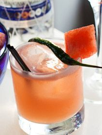 Dry and Spicy Daiquiri