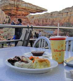 The best Disney California Adventure quick service restaurants.