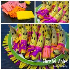 BUITEN. | Traktatie #zomer #banaan | Huisjekijken