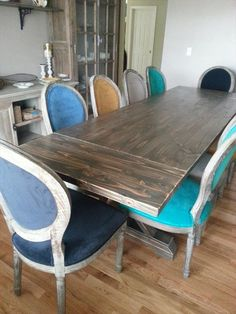 00a263e64b Building A 10 Person Dining Room Table Is Our Project Of The Week - 8 Pics