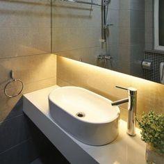 Floating LED Bath-Spa Lights | Bathroom | Pinterest | Eye, Lights ...