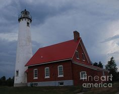 Tawas Point Lighthouse, Michigan
