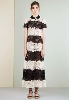 Red Valentino | Resort 2017 Collection | Vogue Runway