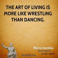 More Marcus Aurelius Quotes on www.quotehd.com