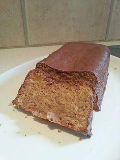 Marzipan-Haselnuss-Kuchen mit Schokoglasur (Rezept mit Bild) | Chefkoch.de