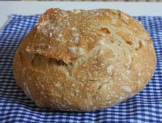 Chleba bez hnětení - aneb můj bestseller mezi chleby Czech Recipes, Russian Recipes, Bread Recipes, Cooking Recipes, Bread And Pastries, Home Baking, Pizza Dough, Bread Baking, The Best