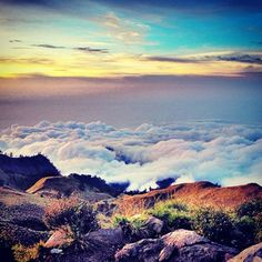 Indonesia   25 Incredible Views Above The Clouds From Around The World