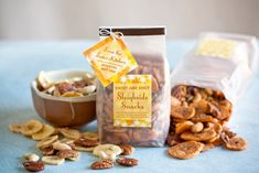 Spicy & Sweet Sleighride Snacks - try the recipe in July then tuck into the Holiday Baking files to add a new tradition!