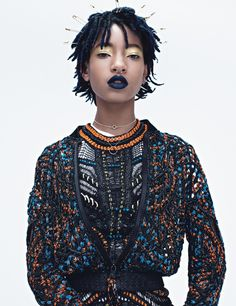 Willow Smith Loves Justin Bieber, Doesn't Sing Whip My Hair-Wmag
