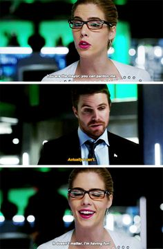 """#Arrow 5x11 """"Second Chances"""" - Oliver and Felicity"""