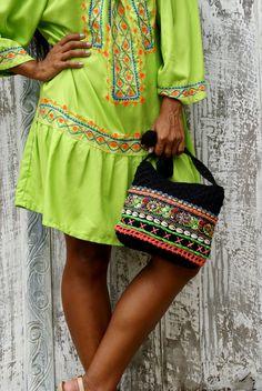Crochet bolsos bolsas/Festival/ganchillo Cruz ganchillo bolsos de cuerpo/Boho bolsas bolsa/Hippie * bolso de ganchillo de FLORINHA Ibiza Dress, Crochet Purses, Cotton Crochet, Cross Body, Cover Up, Boho, The Originals, Etsy, How To Wear